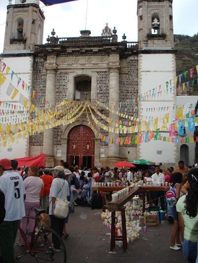 The Sanctuary of Chalma