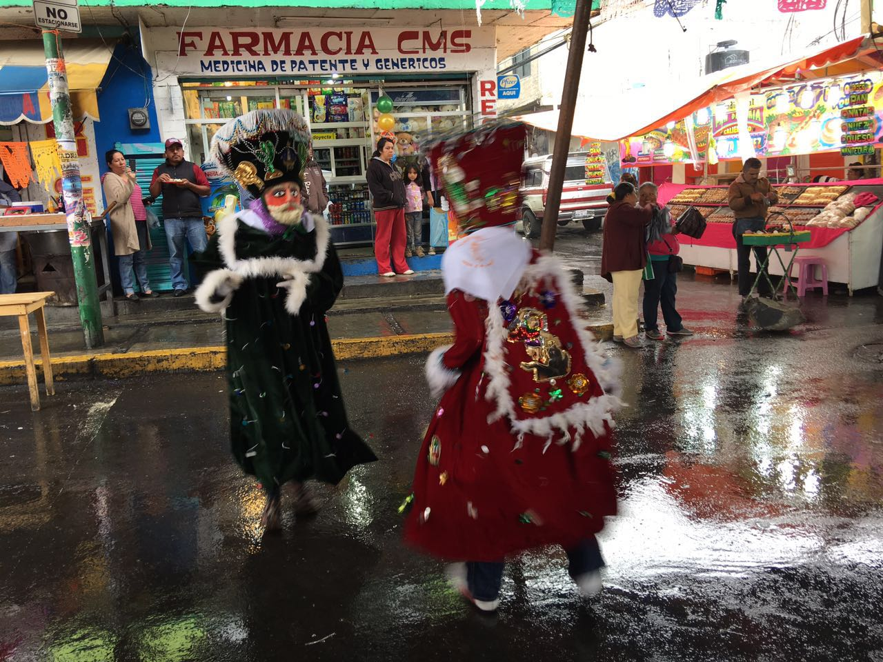 Chinelos Carnival: A Popular Tradition in Ajusco